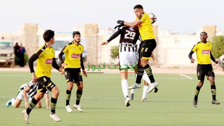 نتيجة مباراة النادي الصفاقسي واتحاد بن قردان الدوري التونسي 22-8-2020
