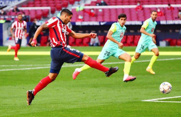 تشكيلة مباراة أتلتيكو مدريد وسيلتا فيجو وسواريز يقود هجوم الضيوف