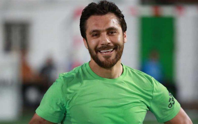 أحمد حسن يشيد بموقف اتحاد الكرة اتجاه مؤمن زكريا