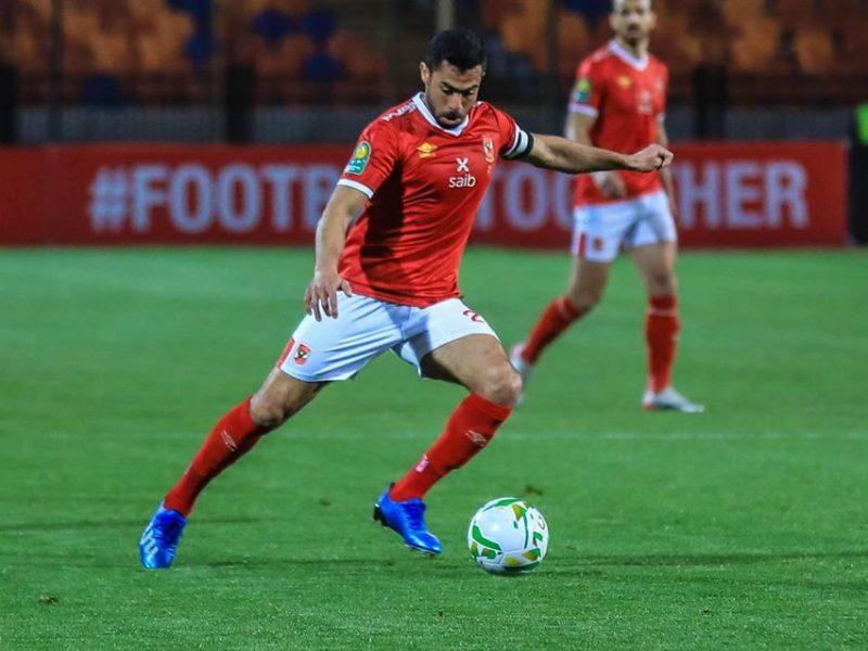 إتحاد الكرة يفجر مفاجأة بشأن مشاركة أحمد فتحي مع الأهلي في نهائي دوري الأبطال