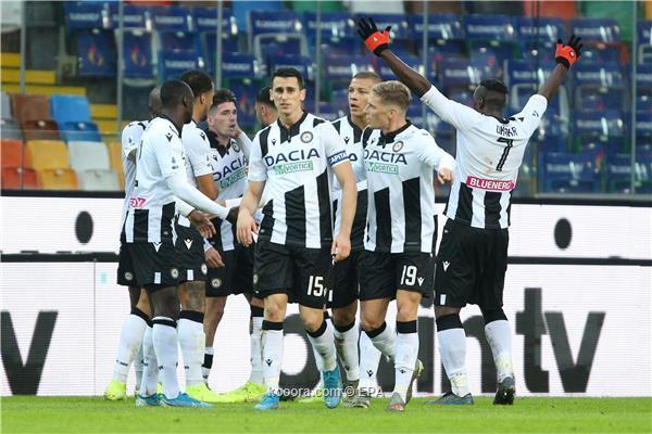 نتيجة مباراة أودينيزي وفيتشينزا اليوم الاربعاء 28-10-2020 كأس إيطاليا