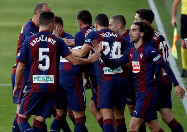 نتيجة مباراة إيبار وقاديش اليوم الجمعة 30-10-2020 الدوري الاسباني