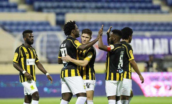 تشكيل اتحاد جدة لمواجهة الشباب في البطولة العربية