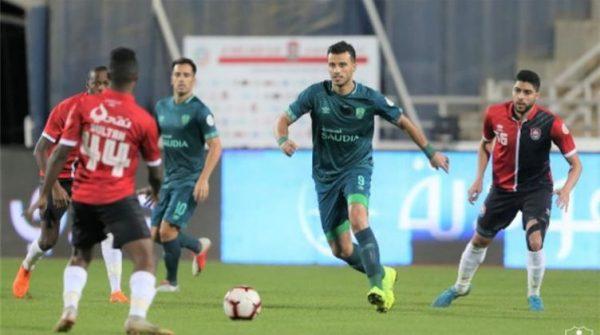 نتيجة مباراة الأهلي والرائد اليوم 27-12-2020 الدوري السعودي للمحترفين