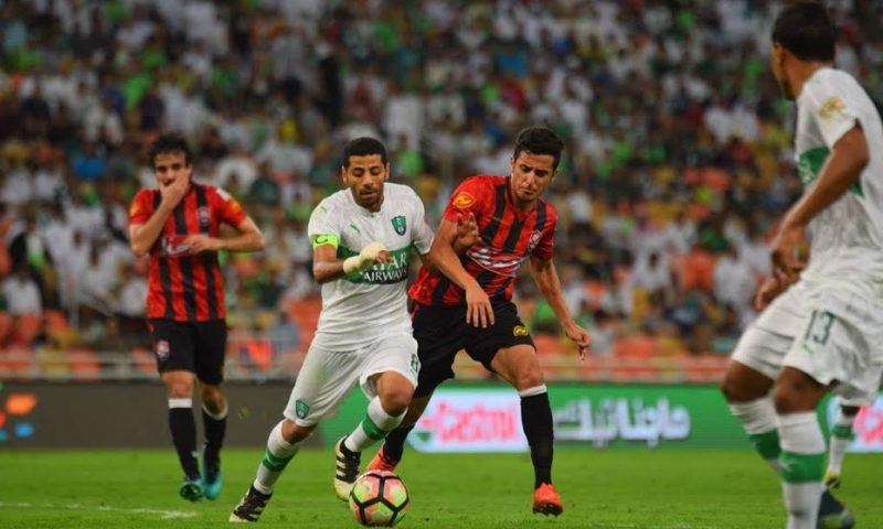 موعد مباراة الأهلي والرائد والقنوات الناقلة دوري كأس الأمير محمد بن سلمان