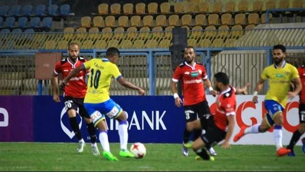 أهداف مباراة الإسماعيلي وطلائع الجيش اليوم 28-9-2020 في الدوري المصري