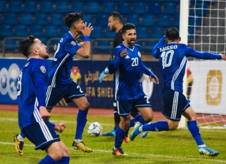 نتيجة مباراة الجزيرة والرمثا اليوم السبت 3-10-2020 الدوري الاردني