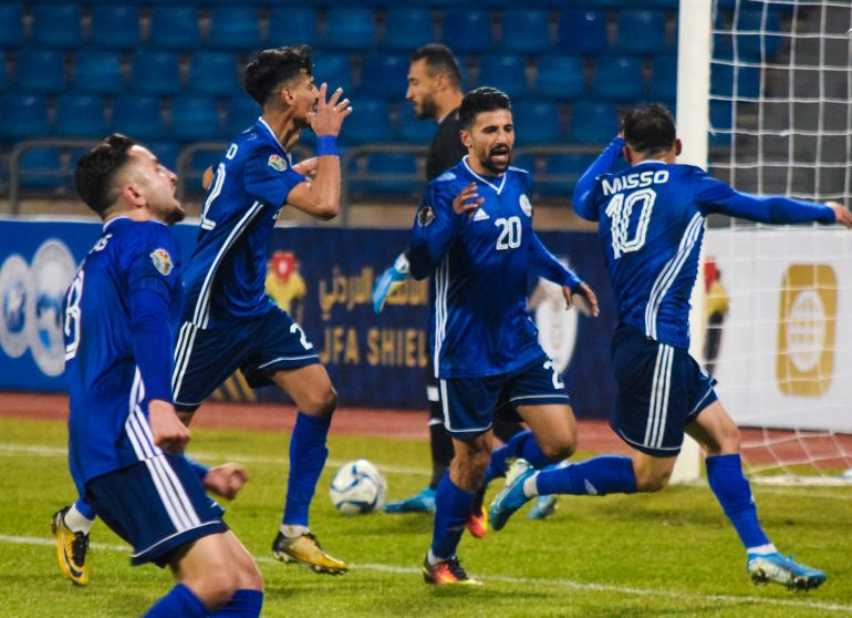 نتيجة مباراة الرمثا وسحاب اليوم الأثنين 28-9-2020االدوري الأردني
