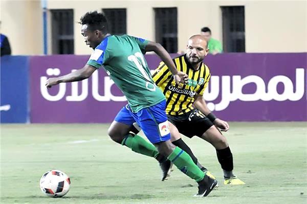 أهداف مباراة المقاولون العرب ومصر المقاصة اليوم 25-9-2020 في الدوري المصري