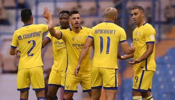 نتيجة مباراة النصر واتحاد كلباء كأس الخليج العربي الاماراتي
