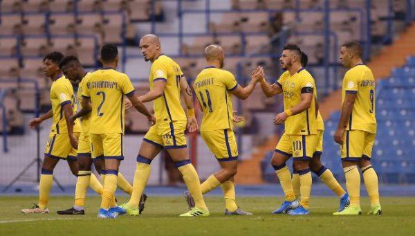 نتيجة مباراة النصر والشباب اليوم الاحد 1-11-2020 الدوري السعودي
