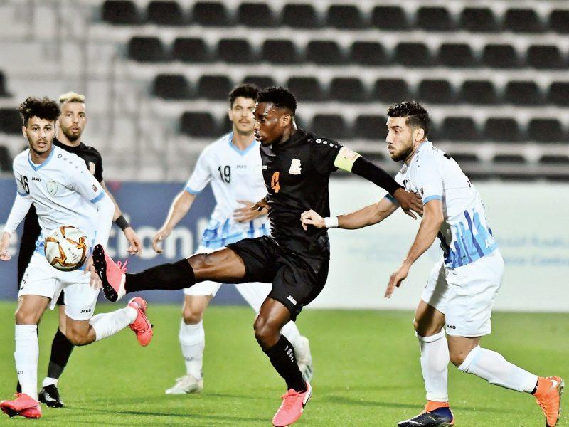 نتيجة مباراة الوكرةوأم صلال دوري نجوم قطر 12-9-2020