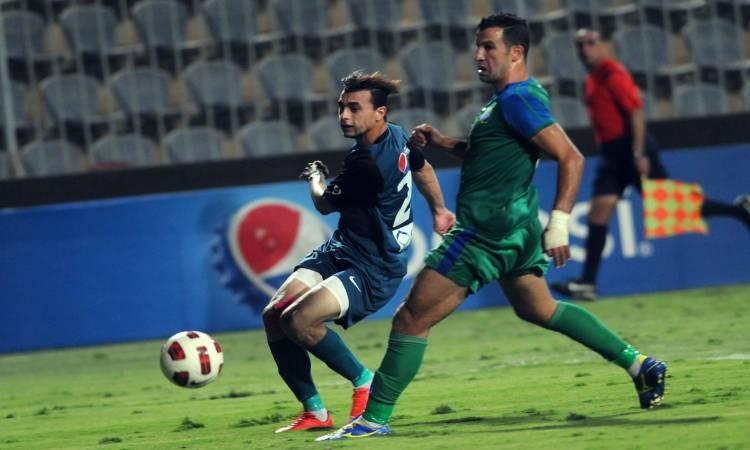 أهداف مباراة إنبي ومصر المقاصة اليوم 29-9-2020 في الدوري المصري