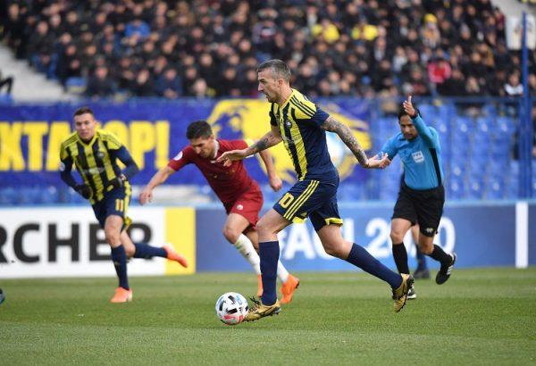 موعد مباراة برسيبوليس وباختاكور ربع نهائي دوري أبطال أسيا والقنوات الناقلة