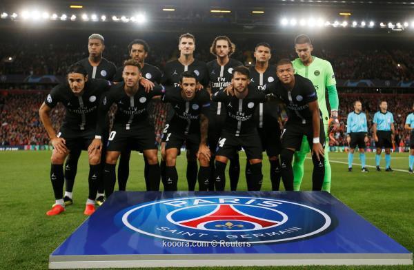 رحيل لاعب باريس سان جيرمان إلى الدوري الإنجليزي الممتاز