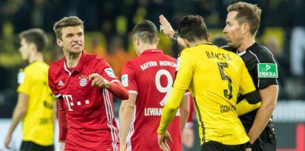 موعد مباراة بايرن ميونخ وبوروسيا دورتموند كأس السوبر الألماني والقنوات الناقلة