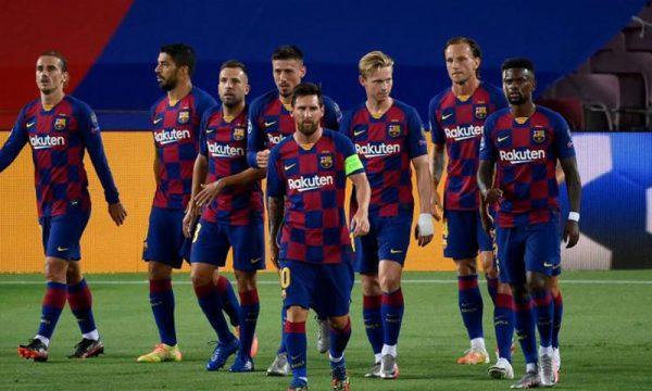 نتيجة مباراة برشلونة وكورنيا كأس ملك إسبانيا