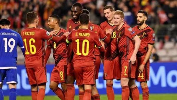 نتيجة مباراة بلجيكا وسويسرا اليوم الأربعاء 11-11-2020
