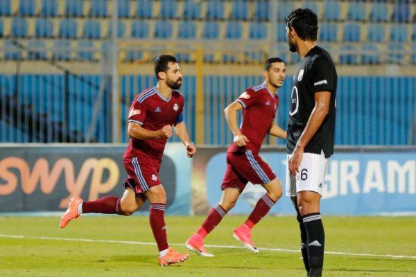 نتيجة مباراة بيراميدز والجونة الدوري المصري الممتاز 6-9-2020