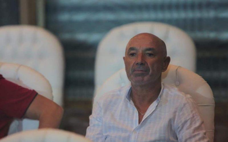 تفاصيل جلسة باتشيكو مع لاعبي الزمالك استعدادًا لمواجهة سموحة