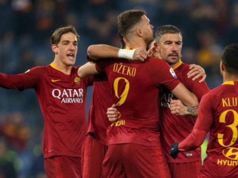 نتيجة مباراة روما وبينفينتو اليوم الاحد 18-10-2020 الدوري الايطالي