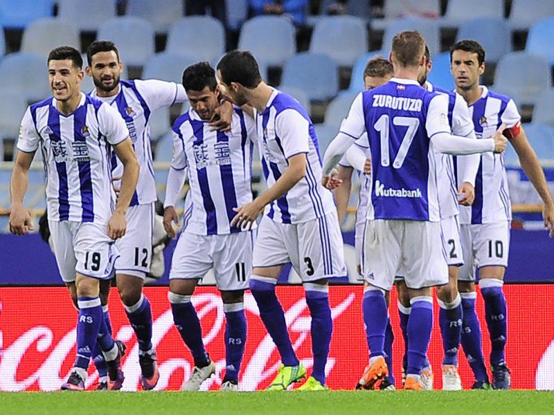 نتيجة مباراة ريال سوسييداد وسيلتا فيغو اليوم الاحد 1-11-2020 الدوري الاسباني