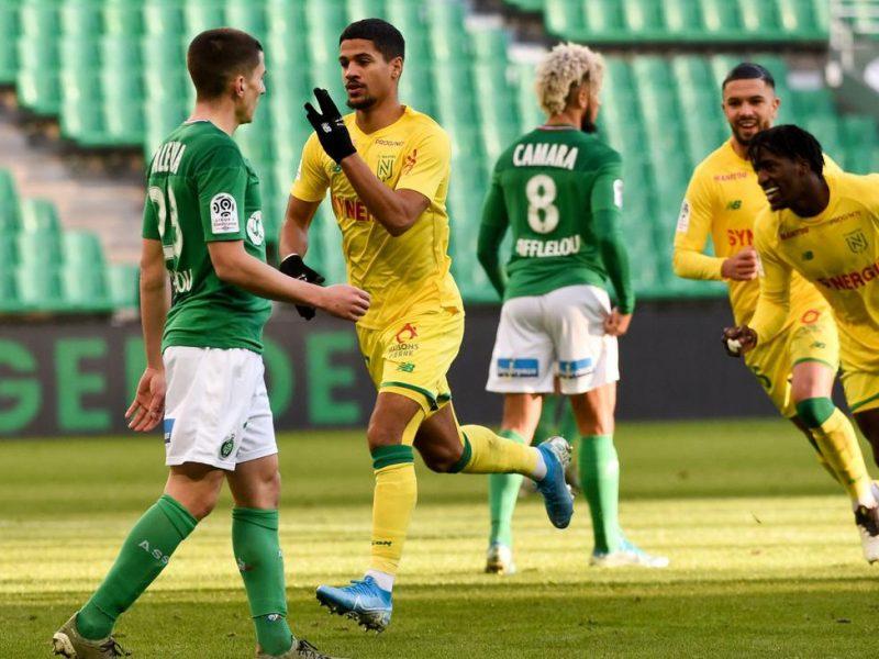 نتيجة مباراة نانت وستاد بريست اليوم الاحد 18-10-2020 الدوري الفرنسي