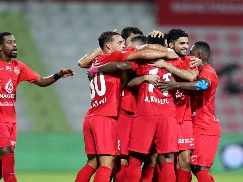موعد مباراة شباب الأهلي دبي وباختاكور دوري أبطال أسيا والقنوات الناقلة