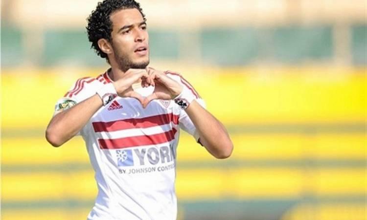 حكم جديد لصالح نادي الزمالك بشأن عمر جابر