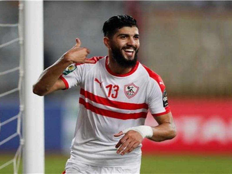 فرجاني ساسي: سعيد بالتأهل ونطالب الجميع بالمساندة للتتويج بالبطولة