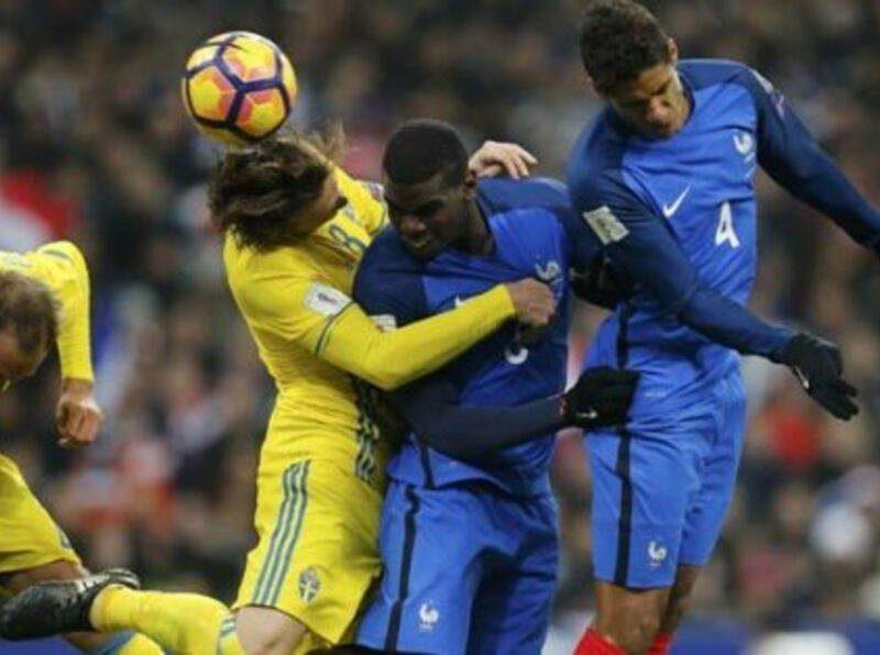 نتيجة مباراة فرنسا والسويد دوري الأمم الأوروبية 5-9-2020