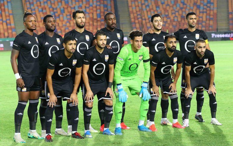 نتيجة مباراة الجونة وحرس الحدود اليوم الجمعة 30-10-2020 الدوري المصري