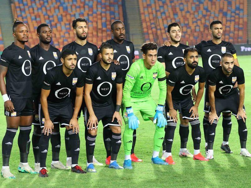 نتيجة مباراة المصري والجونة اليوم الاثنين 5-10-2020 الدوري المصري