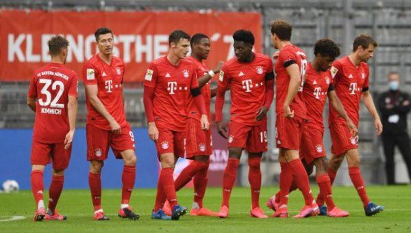 تشكيلة مباراة بايرن ميونخ وهيرتا برلين الدوري الألماني ومفاجأة بالبافاري
