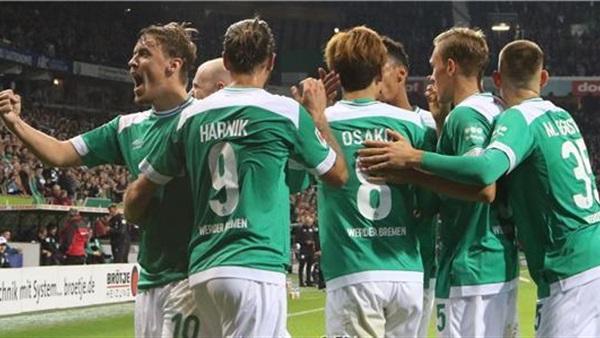 نتيجة مباراة فيردر بريمن وهوفنهايم اليوم الاحد 25-10-2020 الدوري الالماني