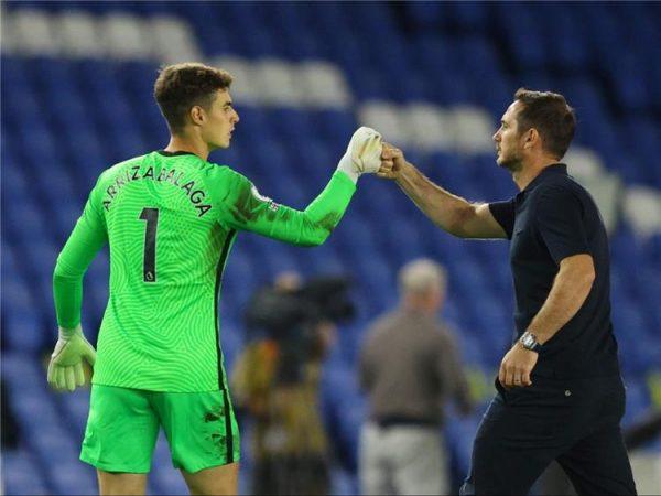 لامبارد: سعيد رغم فوز ليفربول وهذا الأمر غير نتيجة المباراة