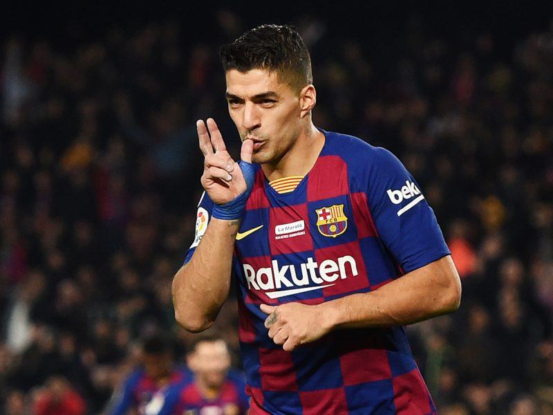 برشلونة يتوصل مع سواريز إلى هذا الإتفاق