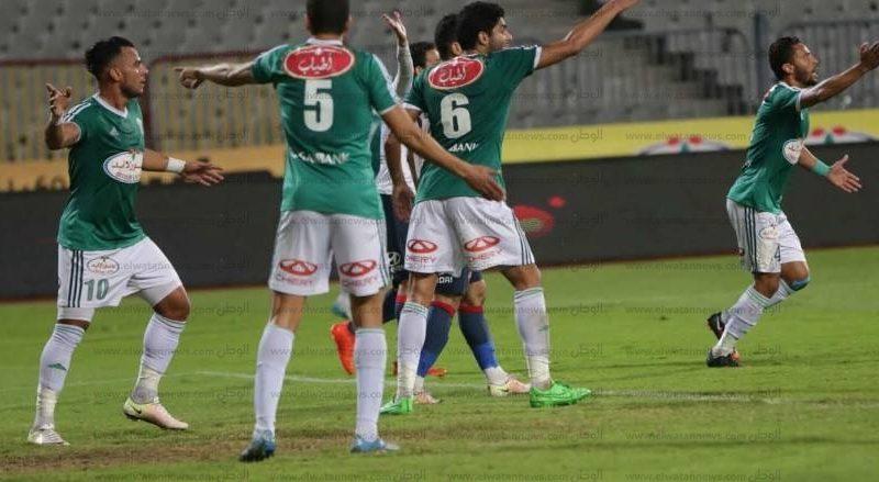 نتيجة مباراة الاتحاد وأسوان اليوم الخميس 29-10-2020 الدوري المصري