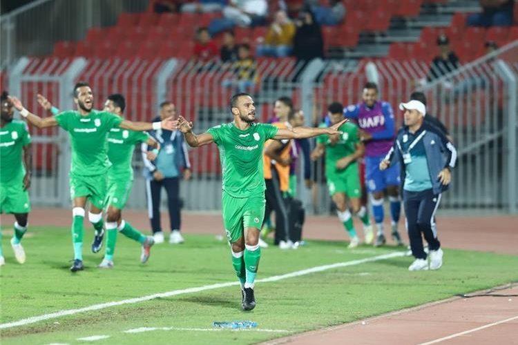 قائمة مصر المقاصة استعدادا لمباراة المصري