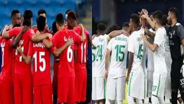 نتيجة مباراة الاهلى وشباب اهلى دبي اليوم السبت 26-9-2020 دوري أبطال أسيا