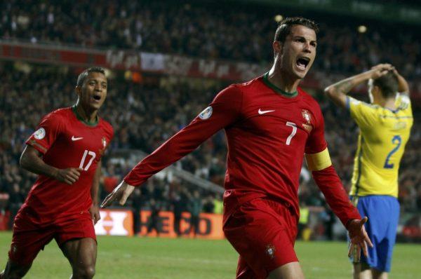 تشكيلة البرتغال لمباراة فرنسا ورونالدو يقود الهجوم