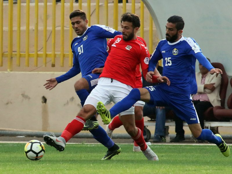 نتيجة مباراة الجزيرة والسلط الدوري الأردني 18-9-2020