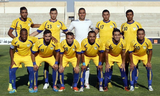 نتيجة الشوط الأول مباراة شباب الأردن والحسين في الدوري الأردني للمحترفين