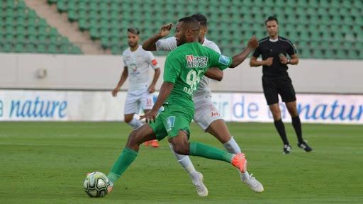نتيجة مباراة الرجاء الرياضي وسريع وادي زم اليوم الاحد 27-9-2020 الدوري المغربي