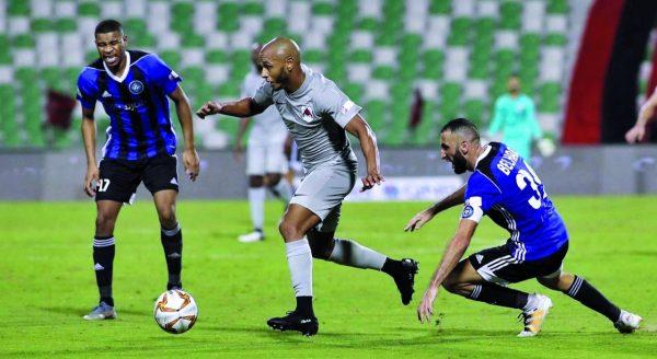 نتيجة مباراة الريان والغرافة الدوري القطري