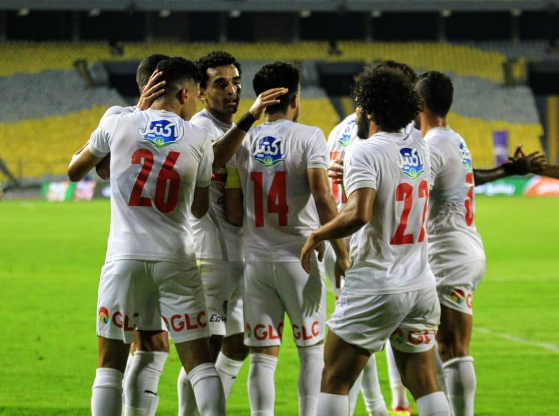 نتيجة مباراة الزمالك والجونة اليوم الاحد 27-9-2020 الدوري المصري