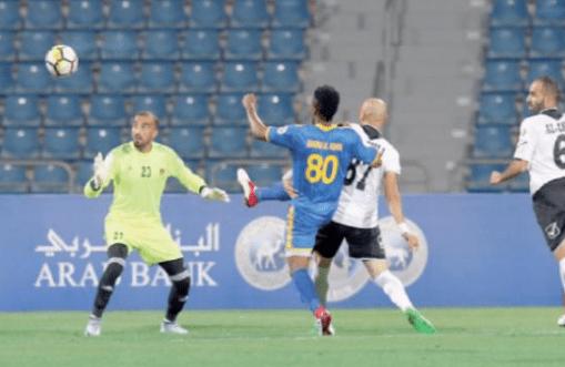 نتيجة مباراة الصريح والعقبة الدوري الأردني 10-9-2020