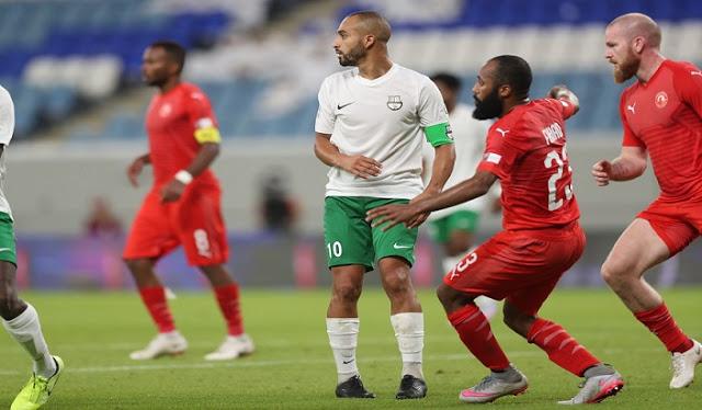 نتيجة مباراة الأهلي والعربي اليوم الجمعة 25-9-2020 كأس Ooredoo القطري