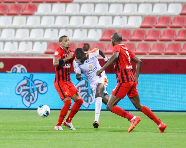 نتيجة مباراة عجمان والفجيرة اليوم الخميس 12-11-2020 كأس الخليج العربي الإماراتي