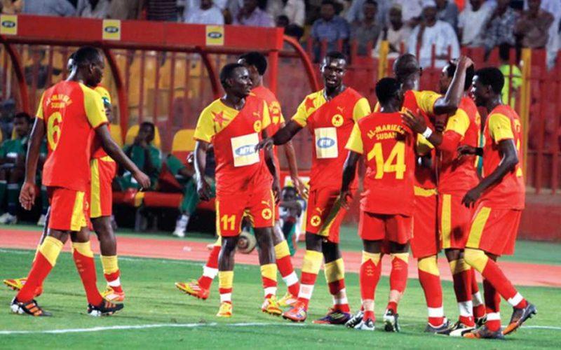 نتيجة مباراة المريخ واهلي مروي الدوري السوداني